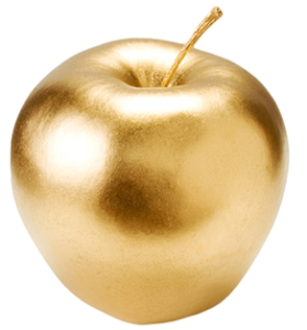 Green Gate London Golden Apple