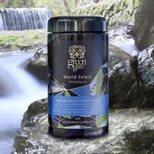 Green Gate London World Select Himalayas - Premium Shilajit Mineral Pitch